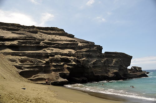 Playa de Papakolea