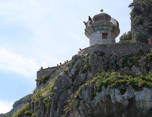 Vista Faro del Caballo
