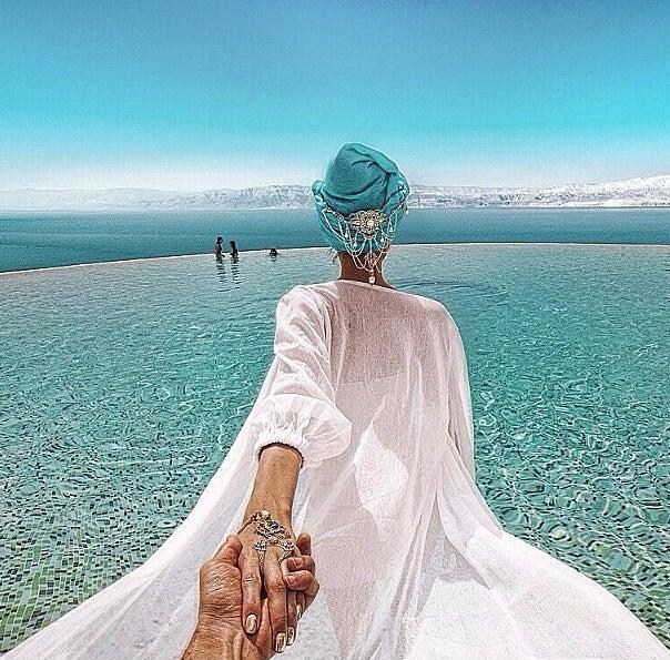 Murad Osmann, el sorprendente blog de un viajero