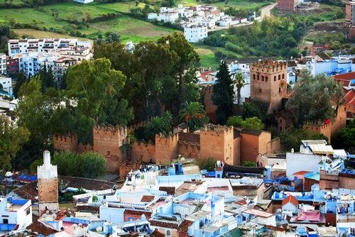 Medina de Chefchaouen