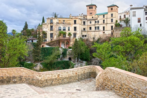 Palacio del Rey Moro en Ronda
