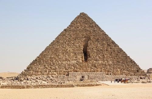 Pirámide de Mikerinos - eugen_z