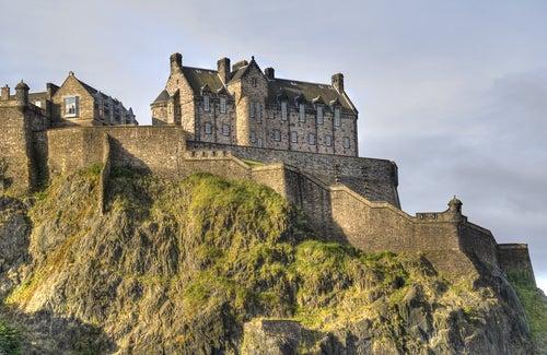 Castillo de Edimburgo - jan kranendonk