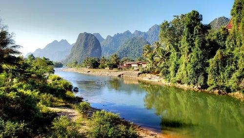 Laos, un hermoso país