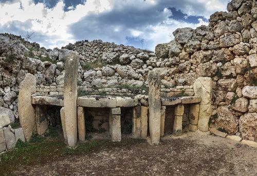 Templo de Ggantija en Malta