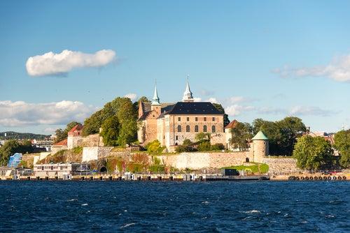 Fortaleza Akershus en Oslo