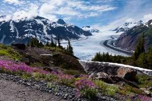 Fotos de Alaska, glaciares