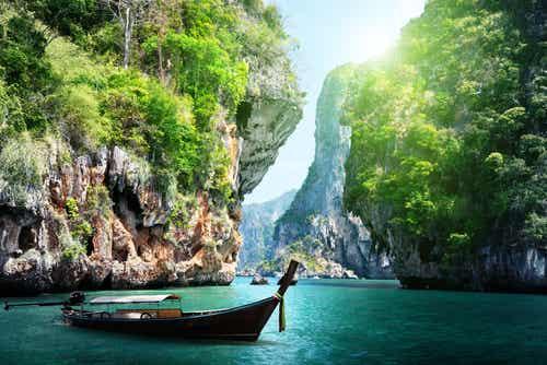Un triángulo magnífico: Vietnam, Camboya y Tailandia