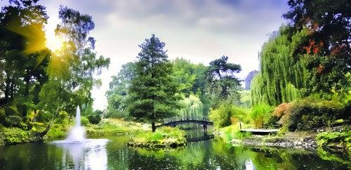 Jardín botánico japonés