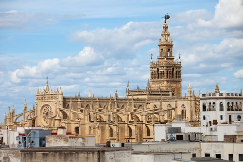 Catedral y Giralda de Sevilla
