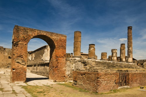 Pompeya, un lugar imprescindible para visitar en Italia