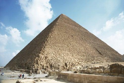 Pirámide de Kefren