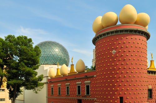 Museo Dalí en Figueras