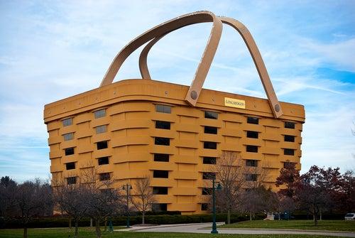 Casa cesta en Ohio