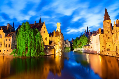 Canal en Brujas