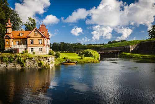 Conoce la isla de Saaremaa