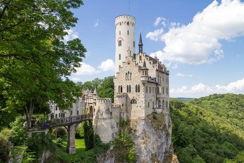 Castillo en Liechtenstein