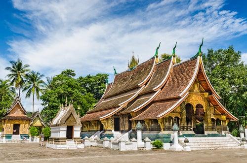 Lua Pra Bang en Laos