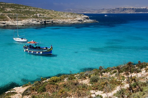 Blue Lagoon en Malta