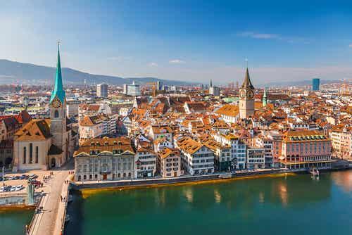 Qué ver en Zürich