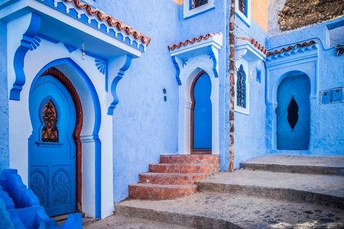 Chefchaouen, un bello pueblo azul