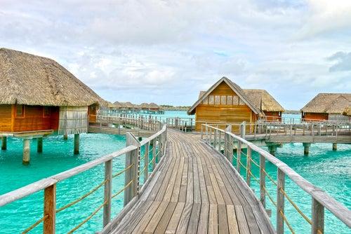 Hotele n Bora Bora