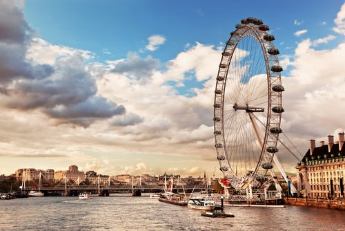 London Eye en Londres