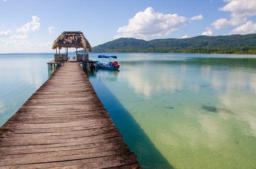 Descubre lagos y lagunas de Guatemala