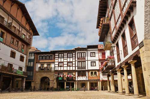 Hondarribia, uno de los pueblos más bonitos del País Vasco