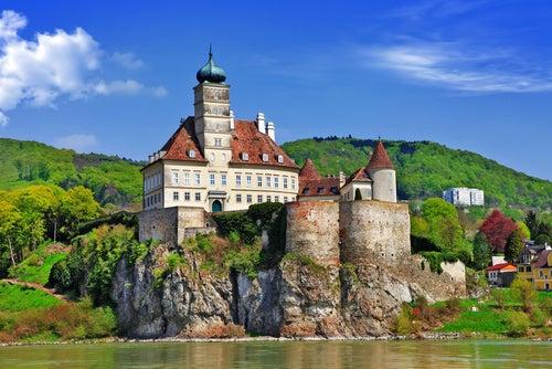 Monasterio medieval en Krems