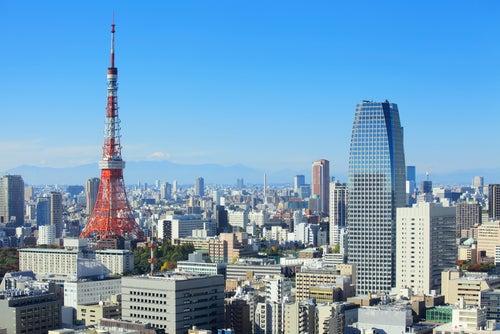 Tokio en Japón