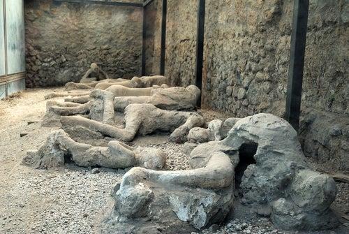 Habitantes de Pompeya