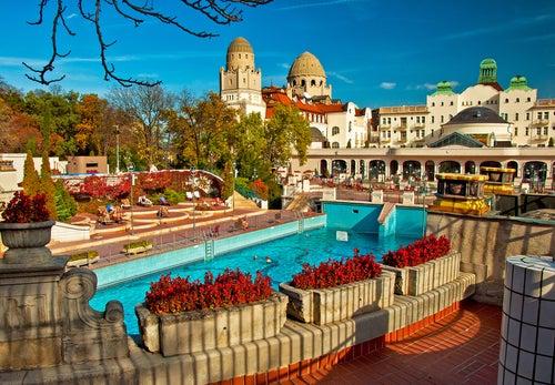 Los 7 hoteles más bonitos de Hungría