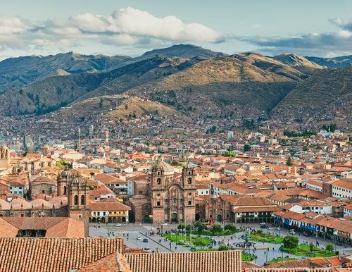 Vista de Cuzco