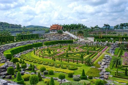 Jardín Botánico de Noch Noong
