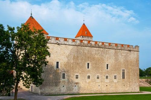 Castillo de Kuressaare en Saremaa