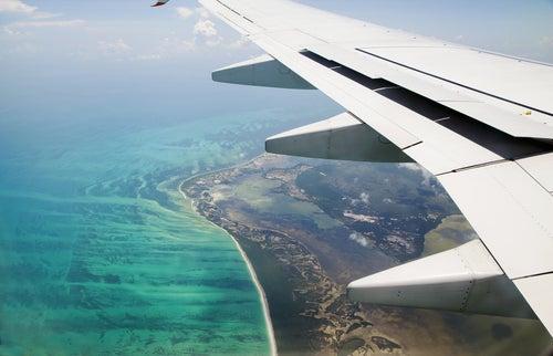 Paisajes desde un avión