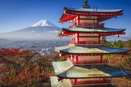 Tokio y el monte Fuji, parada de un viaje a Japón