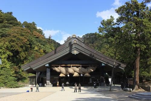 Templo Shimane en Japón