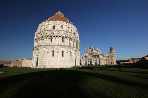 Baptisterio de la catedral de Pisa