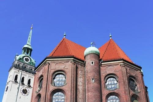 Iglesia de Sankt Peter en Munich