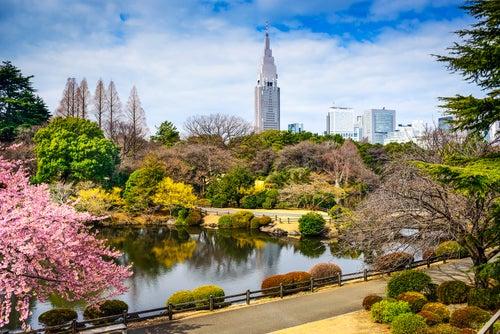Tokio en Jápón