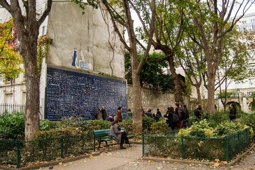 Muro Je T´aime en París
