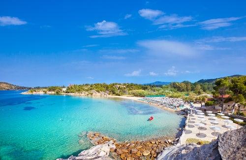 Halkidiki en Grecia