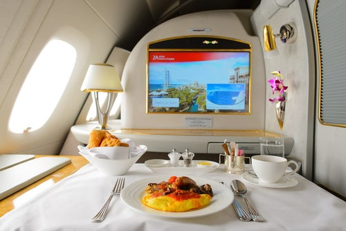 Airbus de Emitares Airlines