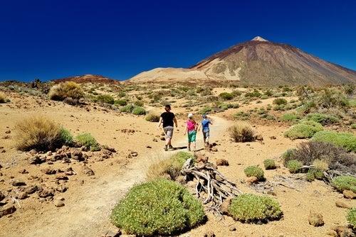 Cañadas del Teide en Tenerife