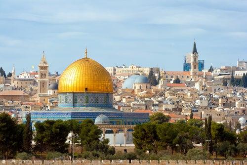 Templo de la Montaña en Jerusalem