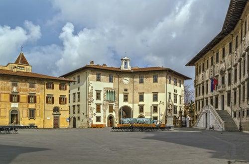 Piazza dei Cavalieri de Pisa