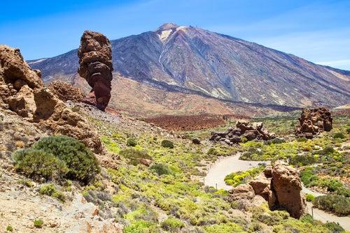 Teide, lugar para visitar en el mapa de España