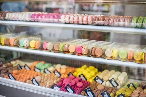 Tienda de Macarons